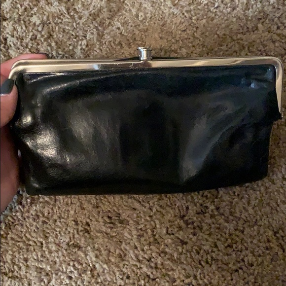 HOBO Handbags - Black Hobo Wallet